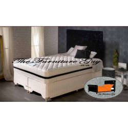 Gel Memory /2000 Pocket Divan Bed