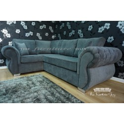 Sussex Left-Hand Corner Sofa