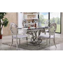 Chelsea Dining Table 6 x Chairs