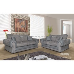 Boston 3+2 Velvet Sofas