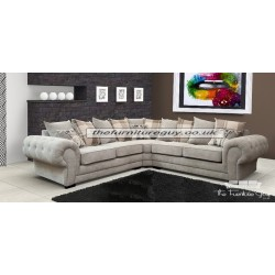 Manhattan Large Corner Sofa