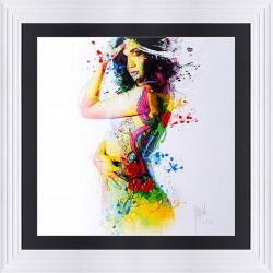 Designer Prints 3D Crystal Art  [90x90 cm]