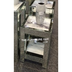 Marble Mirror Side Tables [SMALL]