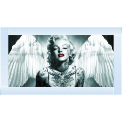 3D  Designer Art - Marilyn Wings