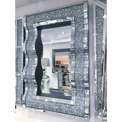 Crush Diamond  Mirror [Large]