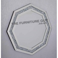 Crush Diamond Hex - Mirror [Large]