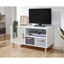 Delta Range Small TV Media Unit