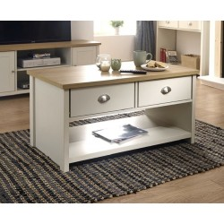 Lancaster Range 2 Drawer Coffee Table