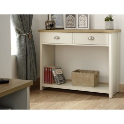 Lancaster Range Console Table 2Drawer