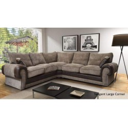 Tangent Large Corner Brown