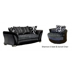 Shannon 3 Seat & Swivel