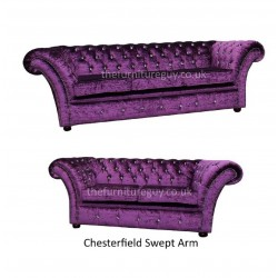 Chesterfield Balmoral Crush Velvet