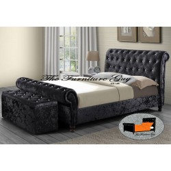 York Sleigh Bed